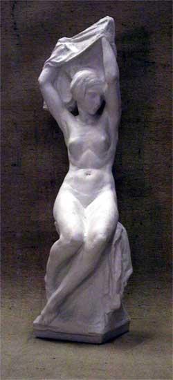 S167 Nudo femminile
