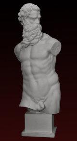 S245 Nettuno torso- Giambologna