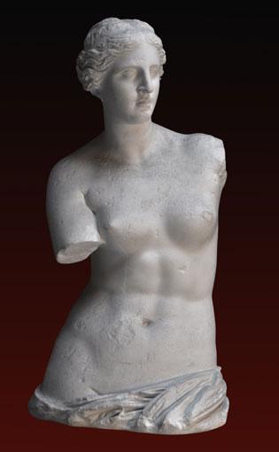 S001 Venere di Milo - torso