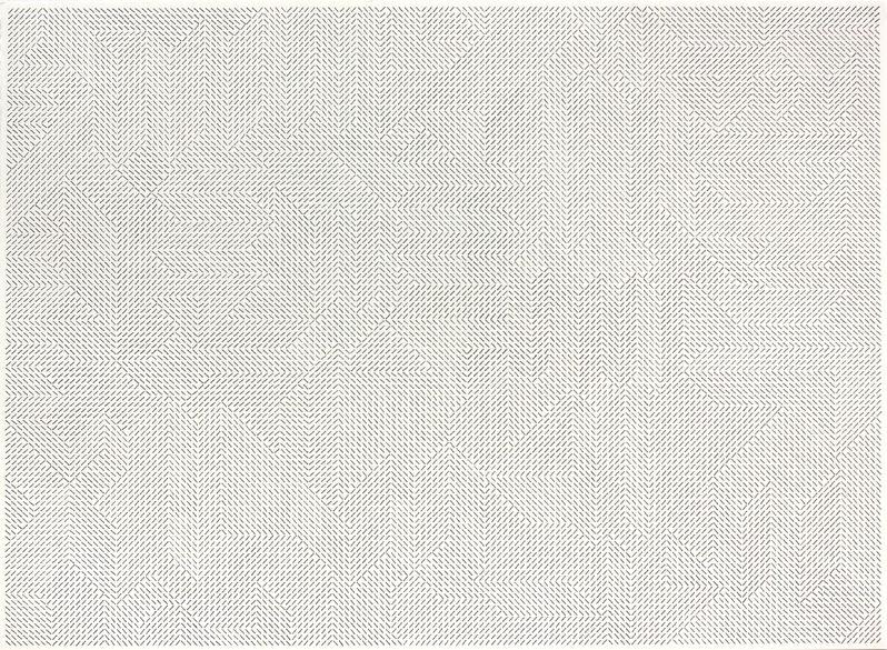 Order/Disruptionno.63,2013,hand-madedrawing,pencilandIndianinklightfastpenonpaper, 56x76.5cm