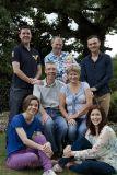 Alun & Sue and Family