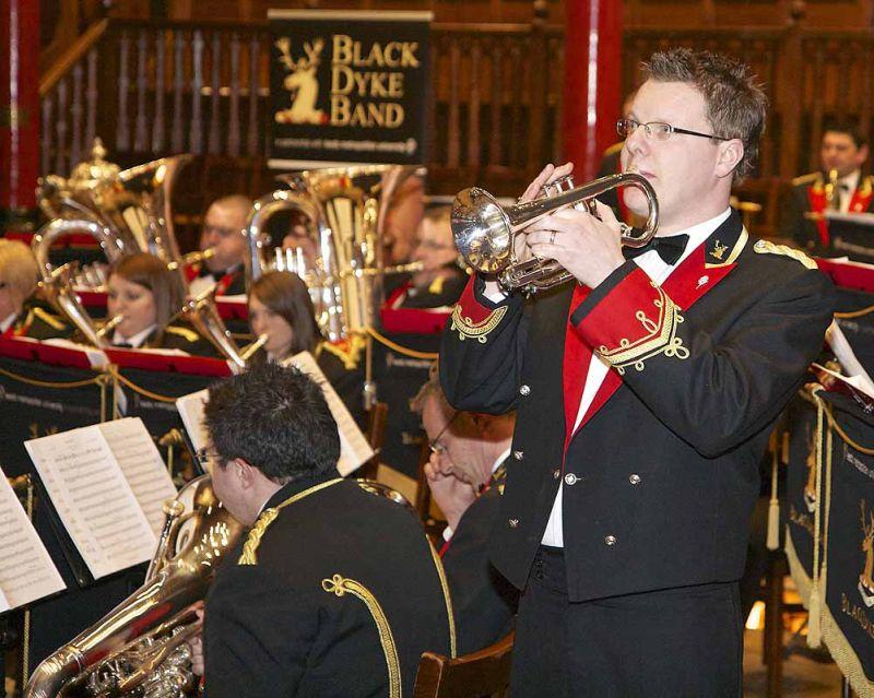 Graham Ryder Photography: Black Dyke Band