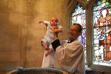 Zac's Christening