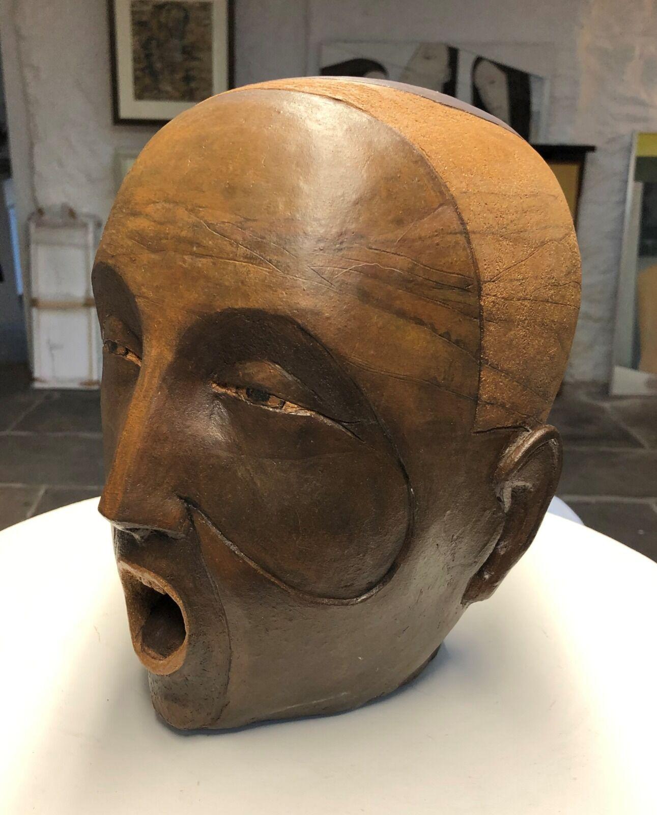 6. Two Tone Head