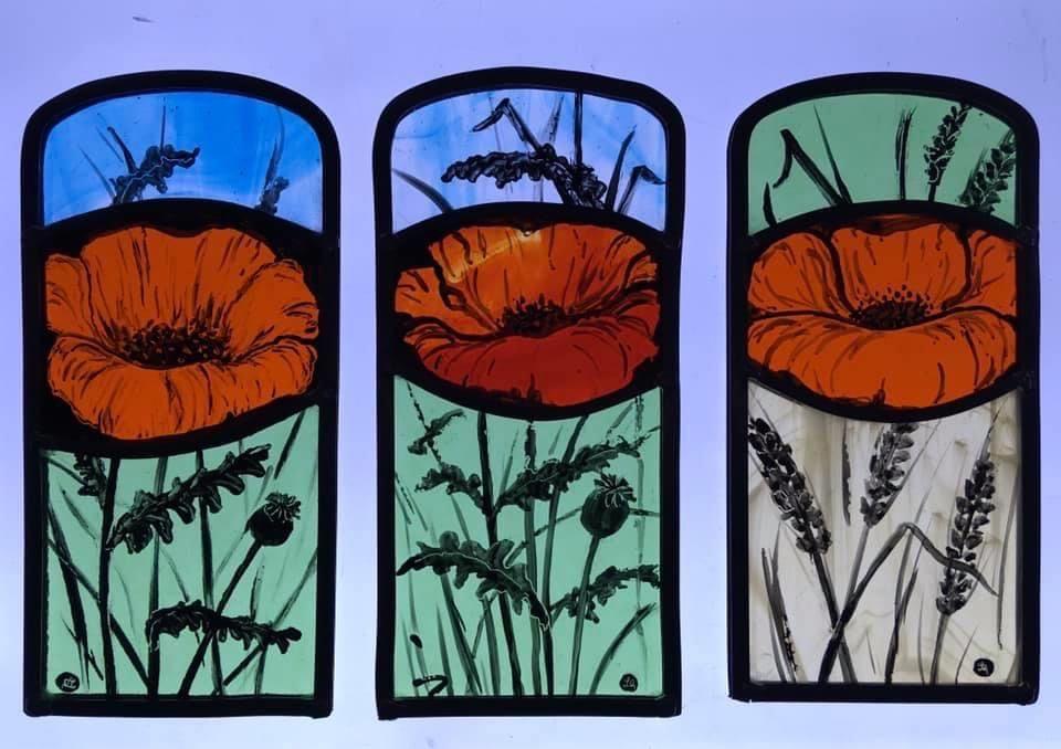 Poppy Panels