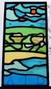 Swindon Stained Glass Panel