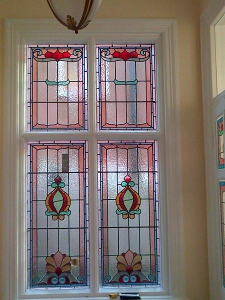 Cheltenham Stained Glass Restoration