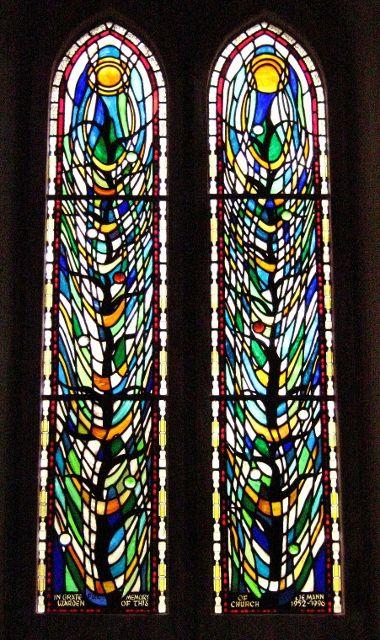 Carpenter's Window