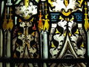 Damaged Victorian Stained Glass