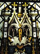 Broken Victorian Stained Glass