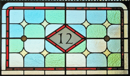 Edwardian Stained Glass, Clifton