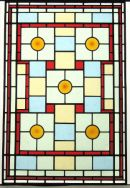 Victorian Stained Glass, Potterne, Devizes