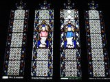 St. George's Church, Preshute, Marlborough, Stained Glass Window