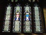 St. George's Preshute, Marlborough, Stained Glass