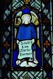 Restored Stained Glass, St. George's Preshute, Marlborough