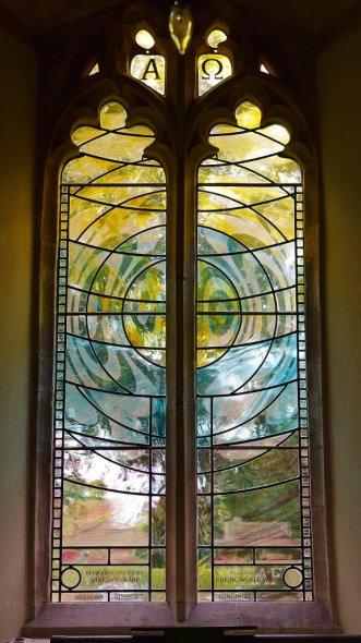 WAAF Memorial Window