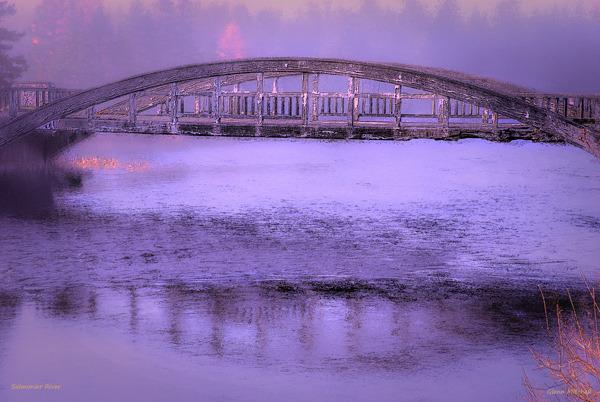 Bridge over the River Salmonier
