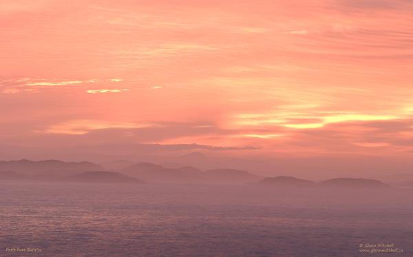 Southcoast Sunrise