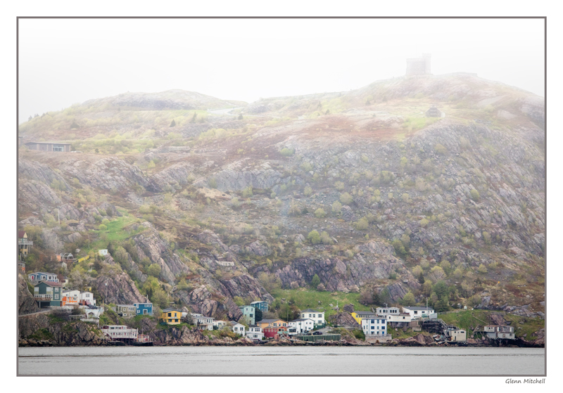 Signal Hill and The Battery