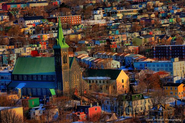 St Patrick's Neighbourhood
