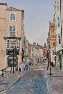 Saddler Street Durham ORIGINAL SOLD