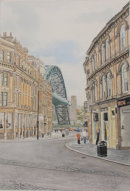 Tyne Bridge From Dean street SOLD