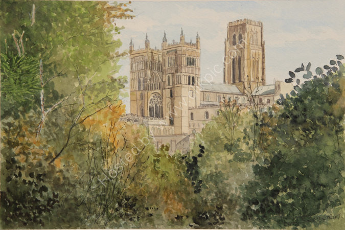 Durham cathedral sold