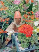 Pot Man In my Garden