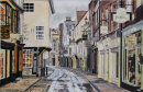Street in York original sold prints available