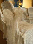 Pearl Detail & Tea Stained Sashes