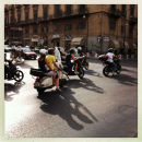 Palermo traffic