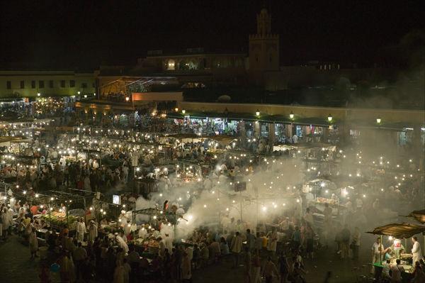 Place Jemaa El Fna 1
