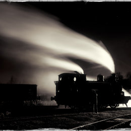 Steaming by Night 1