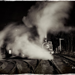 Steaming by Night 2