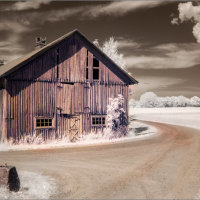 Barn on the Bend