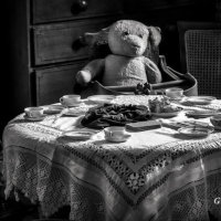 Teddybears Tea Party