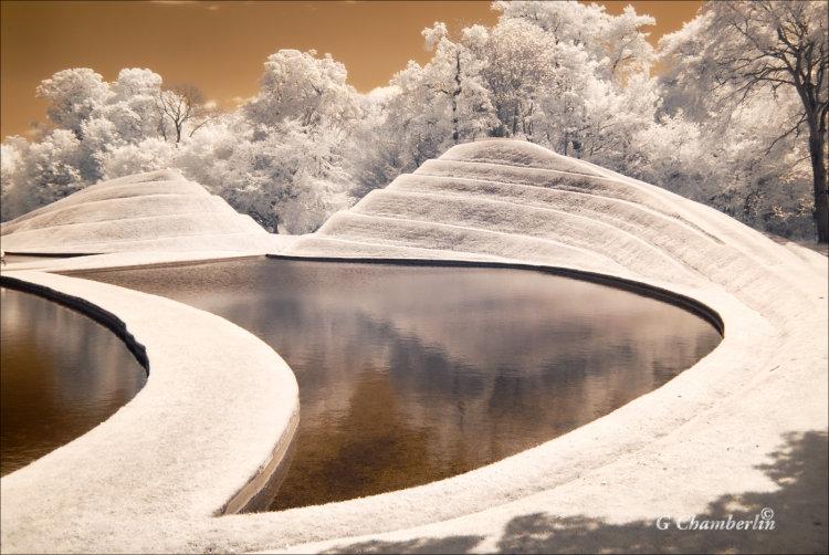Sculptured Lake