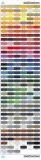 RAL Classic Colour Chart