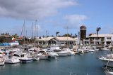Caleta de Fuste Harbour