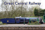 GCR - Rothley Station