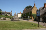 Hallaton - Buttercross