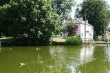 Hallaton - Pond & Pub