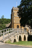 Medbourne - Bridge & Church