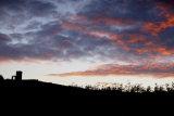 Bradgate Park - Red Sky