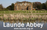 Launde Abbey Ponds - Magnet
