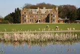 Launde Abbey & Pond