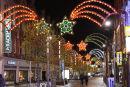 High Street Christmas Lights