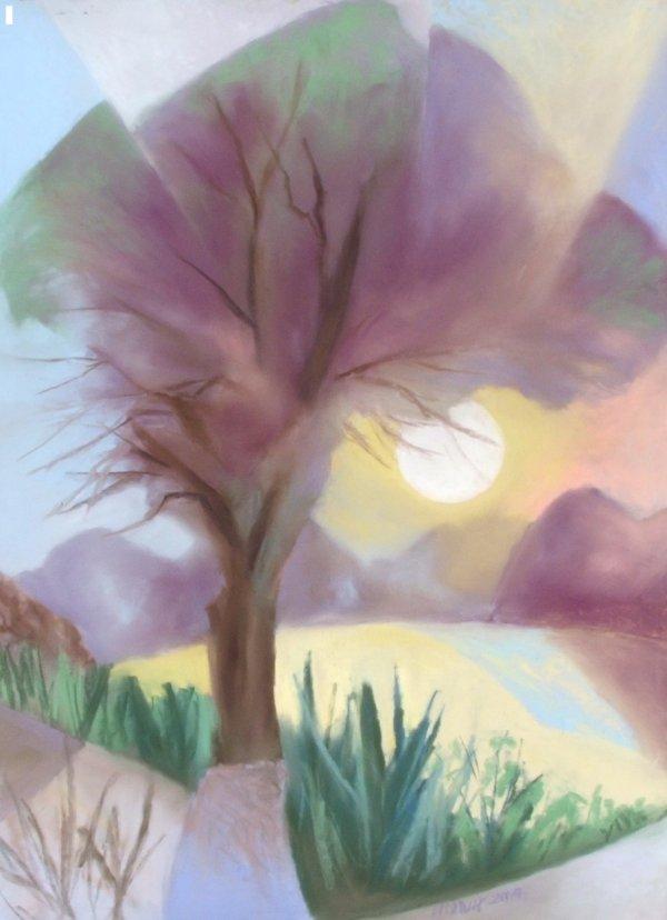 Sunset and Tree 2