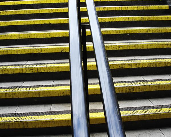 Steps At Swiss Cottage