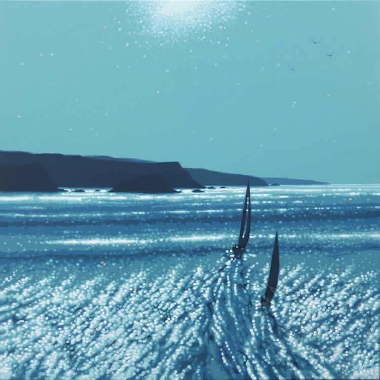 21. coastal sailing